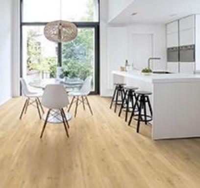 la pose de sols livyn cusine vivet. Black Bedroom Furniture Sets. Home Design Ideas