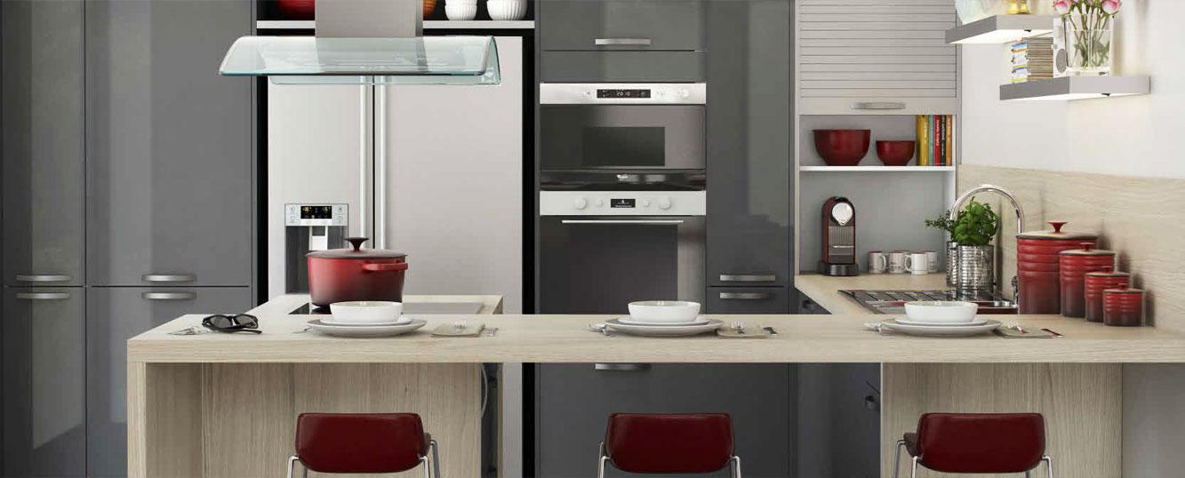 cuisines chamb ry artisan menuisier chamb ry cuisine vivet. Black Bedroom Furniture Sets. Home Design Ideas